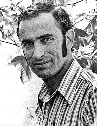Paul R. Ehrlich - Ehrlich in 1974.