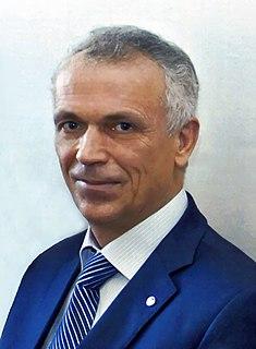 Pavel Vlasov merited test pilot of the Russian Federation