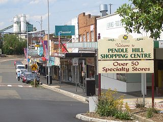 Pendle Hill, New South Wales Suburb of Sydney, New South Wales, Australia