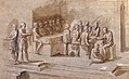 Penitent Woman Anointing the Feet of Christ at the Table of Simon the Pharisee (Luke 7-36-50) MET 1981.77 RECTO.jpg