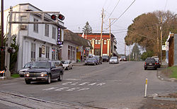 Main Street in Penngrove
