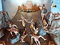 Penthesilea önderliğindeki Amazon savaşçılar (Troya Savaşı betimlemesi) (2).jpg