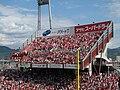 Performance seat in MAZDA Zoom-Zoom Stadium Hiroshima.jpg