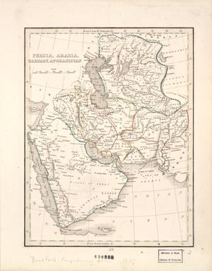 Thomas Gamaliel Bradford - Image: Persia, Arabia, Tartary, Afghanistan by Thomas Gamaliel Bradford WDL