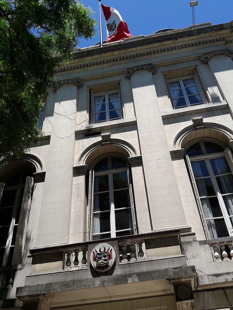 Peruvian Embassy In Oklahoma City