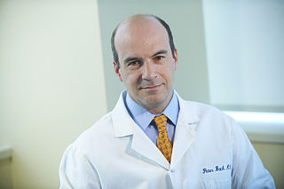 Peter Bach medical researcher