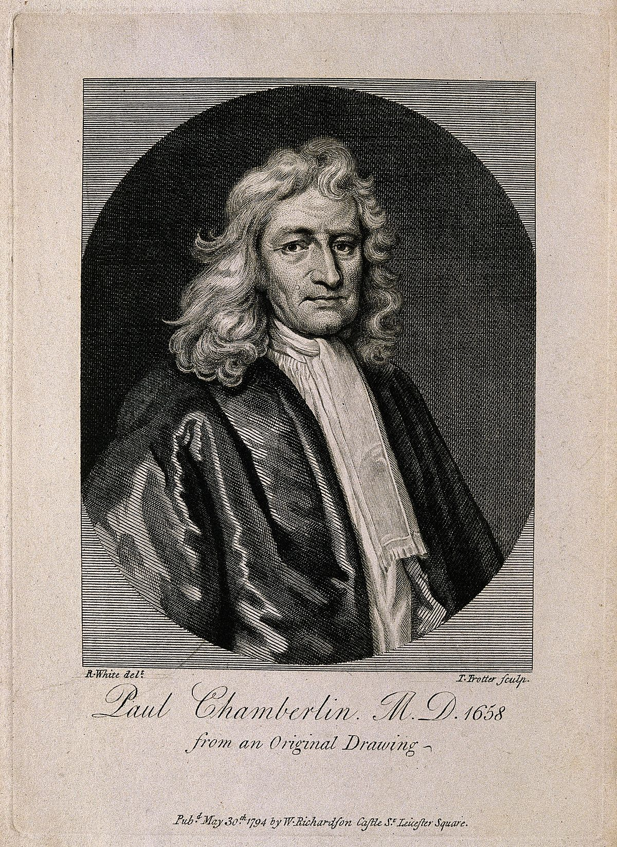 peter chamberlen the third