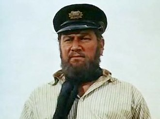Peter Ustinov - Ustinov in The Sundowners (1960)