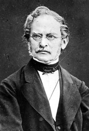 Peter Wilhelm Forchhammer - Peter Wilhelm Forchhammer.