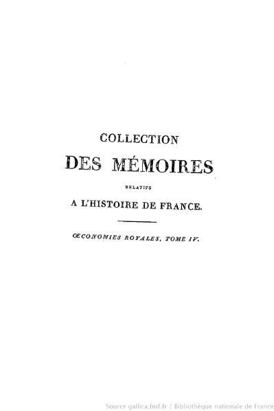 File:Petitot - Collection complète des mémoires relatifs à l'histoire de France, 2e série, tome 4.djvu