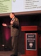 Petraeus at SAC