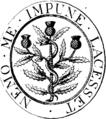 Pharmacopoia Collegii Regii Medicorum Edinburgensis. Fleuron T134134-1.png