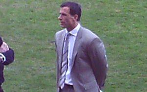 Phil Clarke - Clarke in 2009