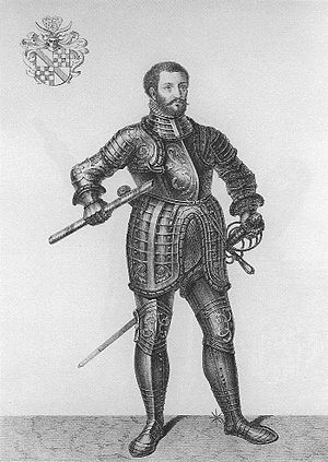 Philibert, Margrave of Baden-Baden - Margrave Philibert of Baden