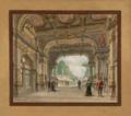 Philippe Chaperon - Meyerbeer - Les Huguenots Act I (1896).png