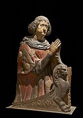 Philippe de Commynes [ou Commines ou Comines] (vers 1457 Argenton, 1511), seigneur de Renescure, nommé chambellan et conseiller du roi, seigneur d'Argenton, par Louis XI en août 1472, historien et chroniqueur des règnes de Louis XI et de Charles VIII