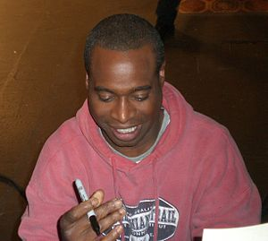 Phill Lewis - Lewis in 2007