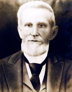 Allan Jones (businessman) - C.L. Hardwick, founder of Hardwick Clothes