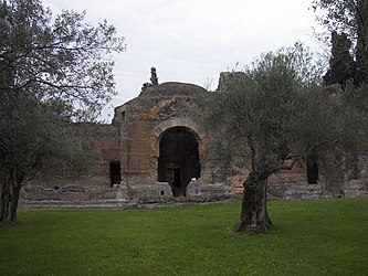 Piccole Thermae of Villa Adriana.jpg