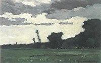 Piet Mondriaan - Schemering - A18 - Piet Mondrian, catalogue raisonné.jpg