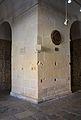 Pilar del quarter de la Tropa, castell de santa Bàrbara d'Alacant.JPG
