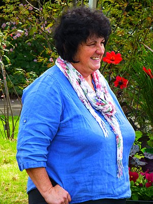 Pippa Greenwood - Pippa Greenwood in 2012