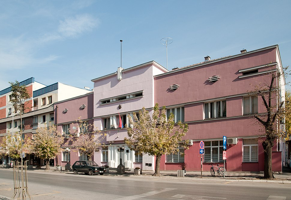 Pirot Town Hall