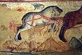 Pittore lombardo, il carro di fetonte raggiunge lo scorpione e fetonte fulminato da giove, 1490 ca. 03.JPG