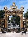 Place Stanislas, fountain, pic-005.JPG