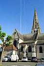 Plailly (60), église Saint-Martin, chœur et clocher depuis le nord.jpg