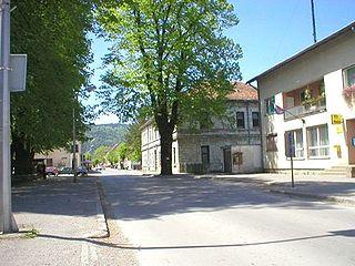 Plaški Municipality in Karlovac County, Croatia