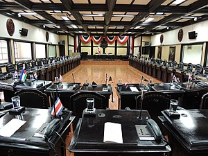 Legislative Assembly of Costa Rica - Image: Plenario de la Asamblea Legislativa de Costa Rica
