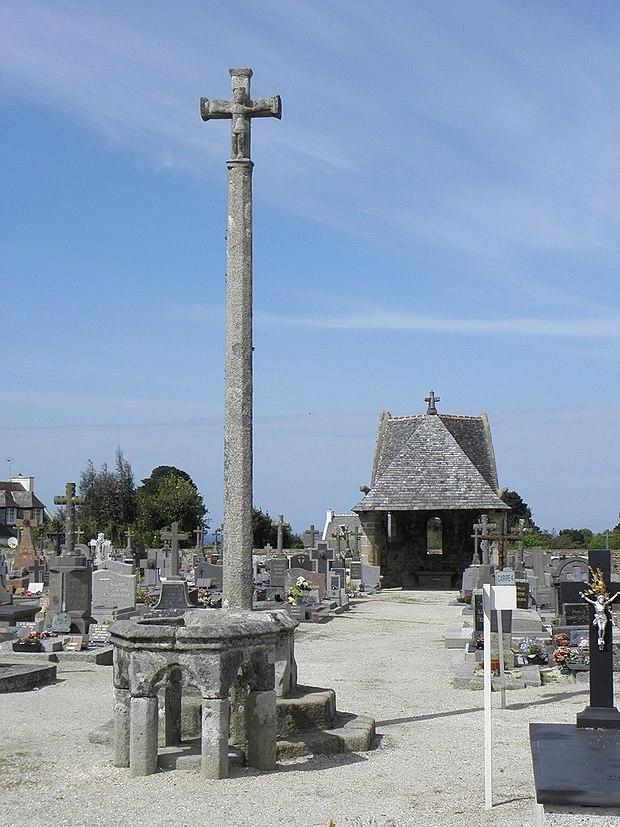 Monument historique à Plougasnou