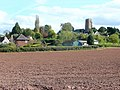 Ploughed field at Weston under Penyard - geograph.org.uk - 1531387.jpg