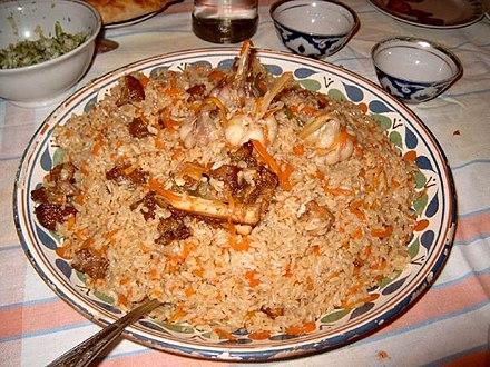 Usbekische Küche | Usbekische Kuche Wikiwand