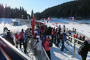 Biathlonstadion Pokljuka