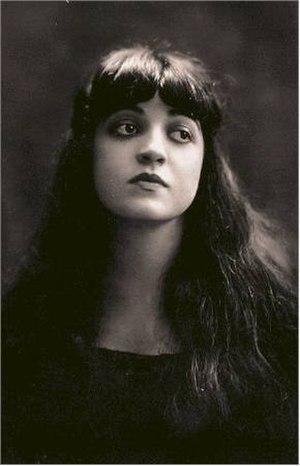 Rosa Ponselle - Rosa Ponzillo (1918)