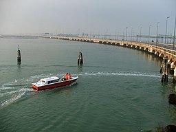 Ponte della Liberta-Venezia