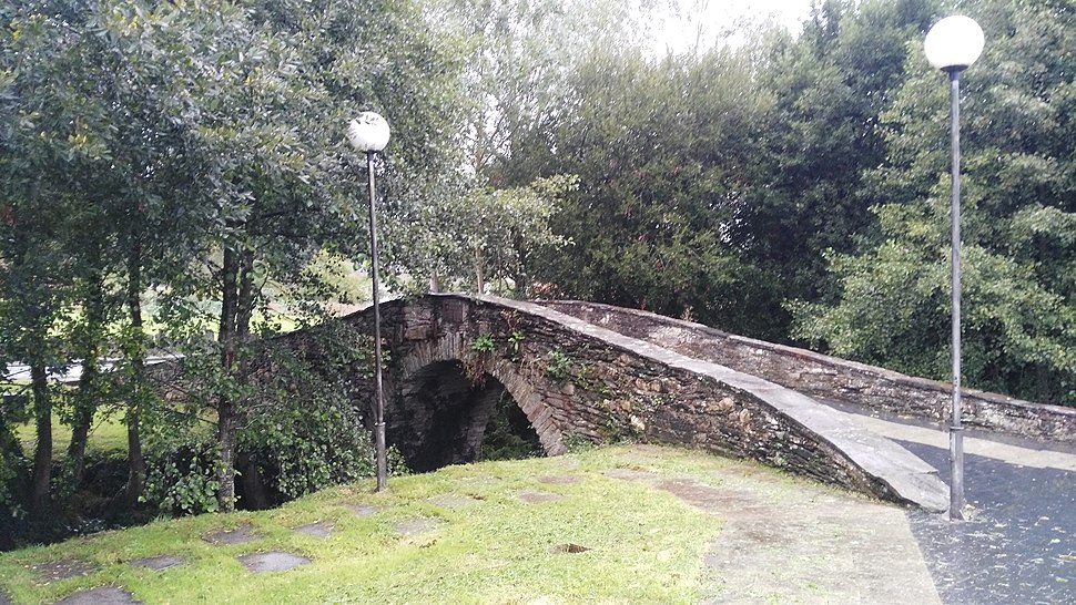Ponte do Chamoselo.