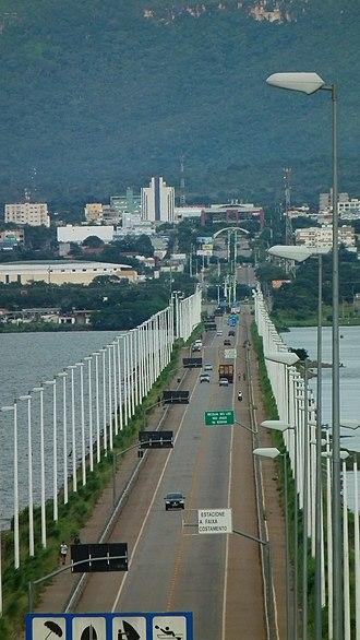 O Outro Lado do Paraíso - Palmas, in Tocantins, is one of the main scenarios of the plot.