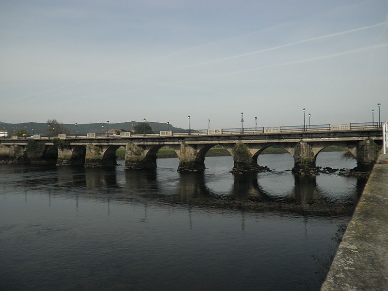 File:Ponte romana de Pontecesures.JPG