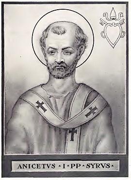 Anicetus, Papst