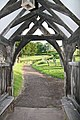 Porch of St John's church, Orcop - geograph.org.uk - 944559.jpg