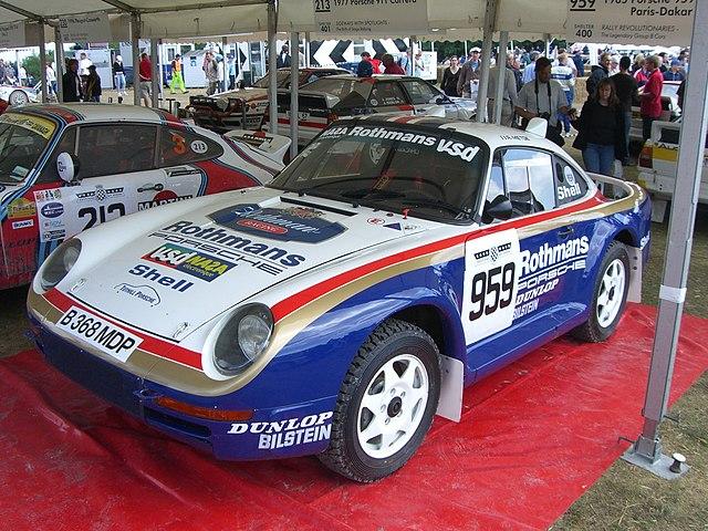 640Px Porsche 959 Dakar