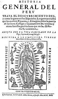 Historia General del Perú cover