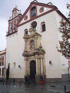 San Juan y Todos los Santos church building in Córdoba Province, Spain
