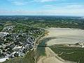 Portbail (Manche) vue du ciel.JPG