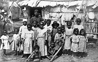 Afro-Puerto Ricans - Peones in Puerto Rico, 1898