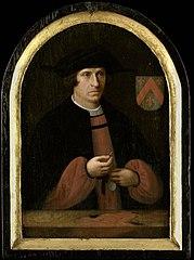 Portrait de Frans Overrijn van Schoterbosch (vers 1484-?)