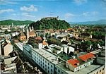 Postcard of Ljubljana view 1967.jpg